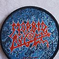 MORBID ANGEL 'Altars Of Madness' circle patch