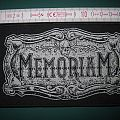Memoriam patches on ebay