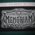 Memoriam patches on ebay