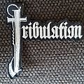 Tribulation new logo patch