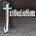 Tribulation new logo patch