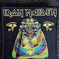 "Iron Maiden ""Powerslave"" patch lim. Edition"