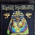 "Iron Maiden ""Powerslave"" patch lim. Edition"
