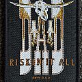 "D.A.D ""Riskin' It All"" patch org. 1991"