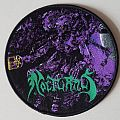 Nocturnus 'The Key' circle patch lim. edition