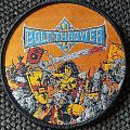 "Bolt Thrower ""Warmaster"" circle patch"