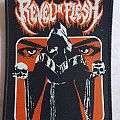 Revel In Flesh - Patch - Revel In Flesh 'Kult Of Death' patch