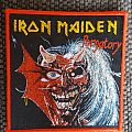 "Iron Maiden ""Purgatory"" patch lim. Edition"