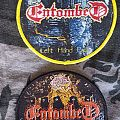 Entombed circle patches