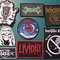 Patches...need money