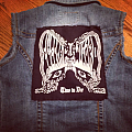 My denim back patch