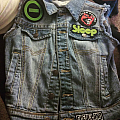Front of Battle Jacket WIP