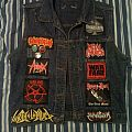 Battle Jacket - My first vest (RIP)