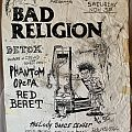 Bad Religion Flyer!