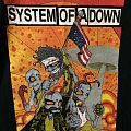 System Of A Down American shirt