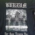 Burzum - TShirt or Longsleeve - Burzum-Det Som Engang Var