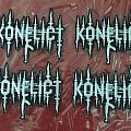 Konflict Logo Patch