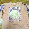 Carcass tour shirt