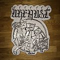 URFAUST - Patch - Urfaust gigantic backpatch