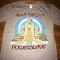 """Iron Maiden - TShirt or Longsleeve - Iron Maiden - """"Powerslave"""""""