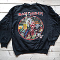"""Iron Maiden - TShirt or Longsleeve - Iron Maiden - """"Bring Your Daughter To The Slaughter"""" 1990 tour sweater"""