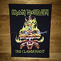 """Iron Maiden - Patch - Iron Maiden """"The Clairvoyant"""" backpatch"""