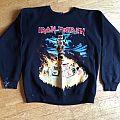 "Iron Maiden ""Holy Smoke"" sweatshirt"