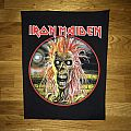 """Iron Maiden - Patch - Iron Maiden """"S/T"""" backpatch"""