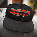 """Iron Maiden - Other Collectable - Iron Maiden - """"No Prayer On The Road"""" hat"""