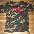 The Locust camo t-shirt