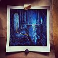 """Entombed - Other Collectable - Dan Seagrave """"Left Hand Path"""" print"""