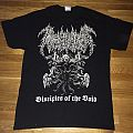 "Pseudogod ""Dsiciples Of The Void"" tour shirt"