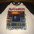 "Iron Maiden - TShirt or Longsleeve - Iron Maiden ""Wasted Years"" baseball shirt"