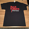 """Iron Maiden - TShirt or Longsleeve - iron Maiden - """"Metal For Muthas / British Tour 1980"""""""