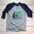 "Rush - TShirt or Longsleeve - Rush - ""Signals/New World Tour 182-83"" baseball jersey"