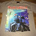 "Iron Maiden - TShirt or Longsleeve - Iron Maiden ""2 Minutes To Midnight"" tour shirt"