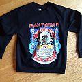 "Iron Maiden ""First Ten Years"" sweatshirt"