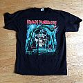 "Iron Maiden ""Maiden England"" tour shirt 2013"