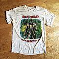 "Iron Maiden ""Stranger In A Strange Land"" t-shirt"
