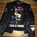 Iron Maiden - Battle Jacket - My leather jacket