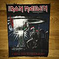 """Iron Maiden - Patch - Iron Maiden """"2 Minutes To Midnight"""" backpatch"""