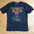 """Iron Maiden """"Somewhere On Tour"""" t-shirt"""