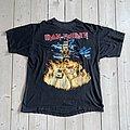 Iron Maiden - TShirt or Longsleeve - Iron Maiden - «Holy Smoke» 1990 tour shirt