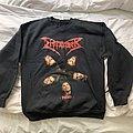 Dismember - TShirt or Longsleeve - Dismember -«Peices» sweatshirt