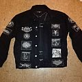 Black Metal denimjacket Update