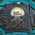 Monsters of rock 1988 iron maiden Sweatshirt