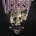 Hellfest 12 shirt
