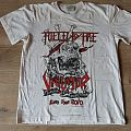 Fueled By Fire / Violator tour t-shirt