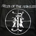 Fields of Nefilim Logo L TShirt or Longsleeve