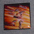 Judas Priest - Pin / Badge - Judas Priest Fire Power Pin